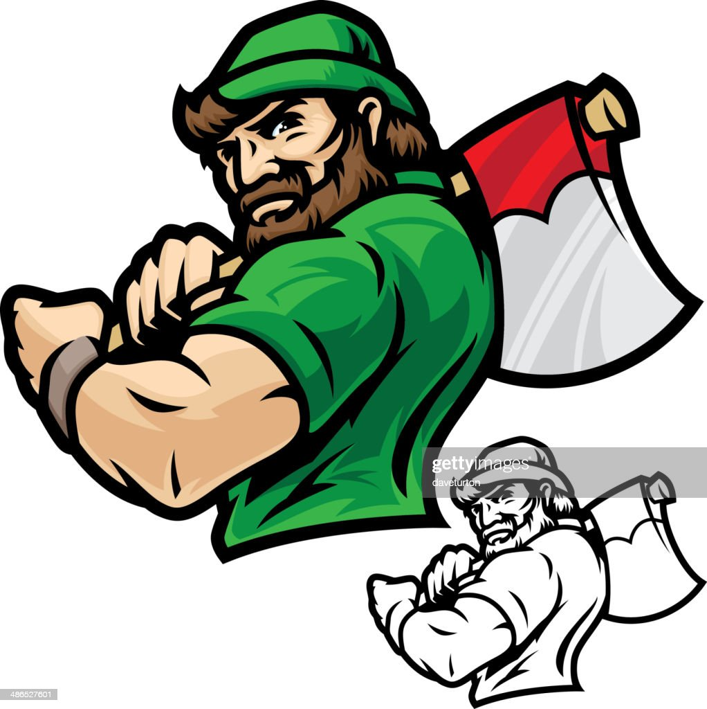 Lumberjack Axe Power
