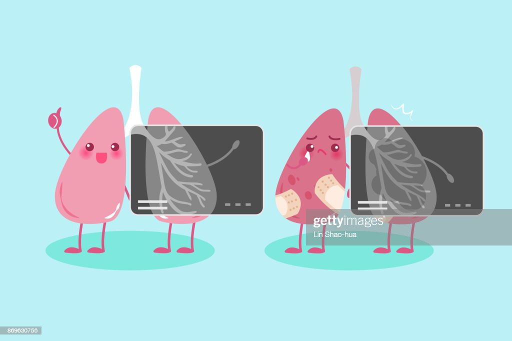 lung with health conept