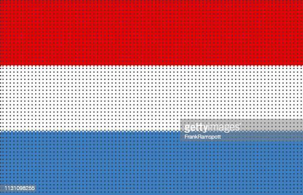 Luxemburger Pixelfahne