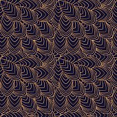 Luxury background pattern vector seamless