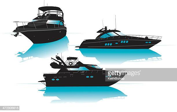 Luxury Boats or Yachts - Recreational Pursuit