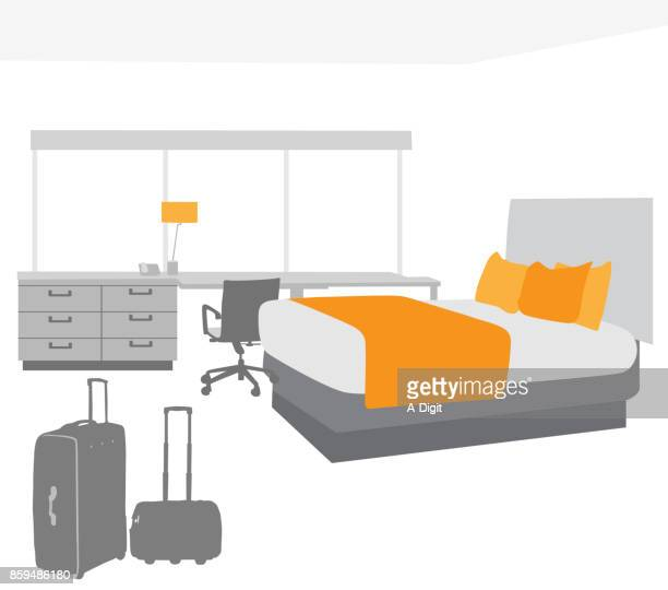 luxury hotel suite - blanket stock illustrations, clip art, cartoons, & icons