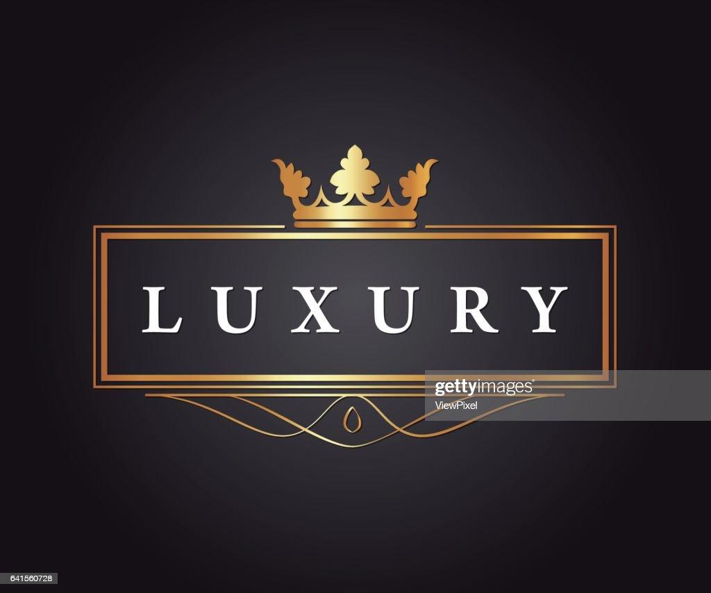 Luxury, Royal and Elegant Vector Design