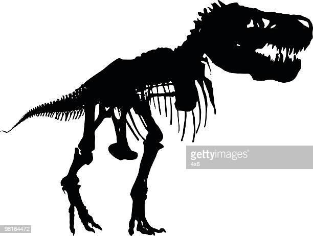 I'm a big T-Rex - be afraid