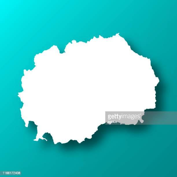Grüne Karte Mazedonien.56 Skopje Stock Vektoren Und Grafiken Getty Images
