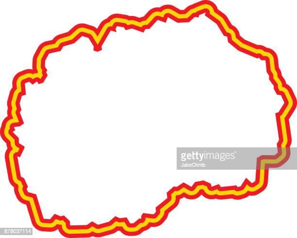 Macedonia Outline