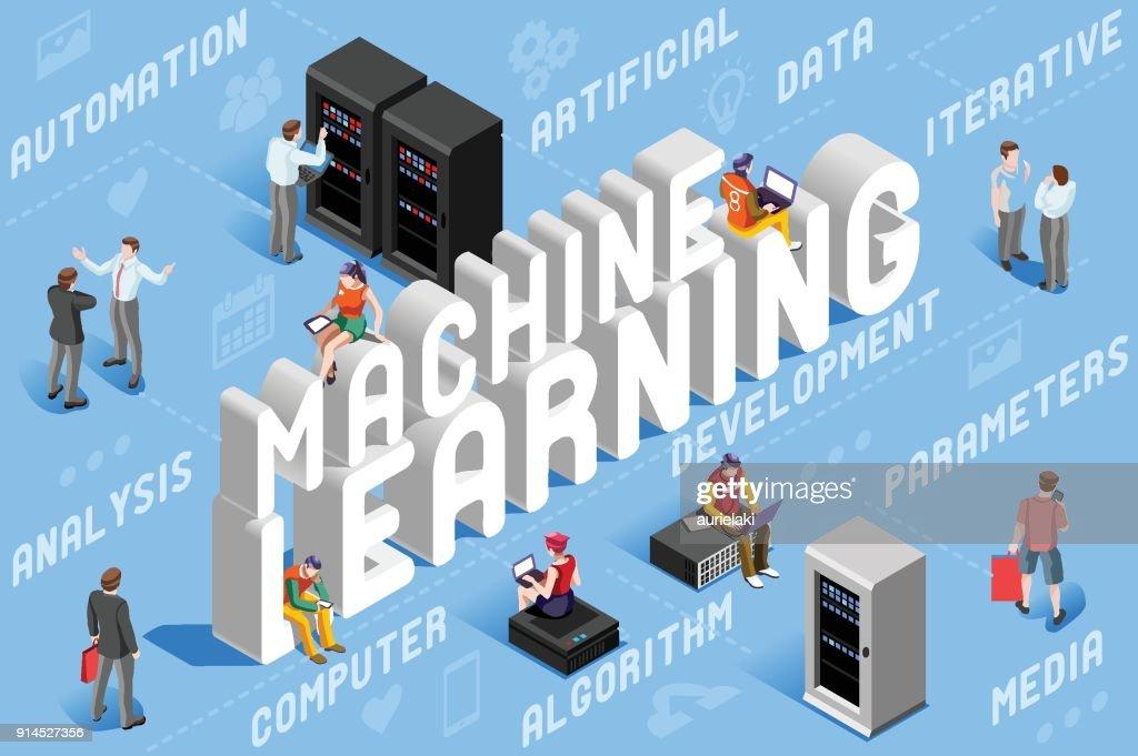Machine Learning Illustration