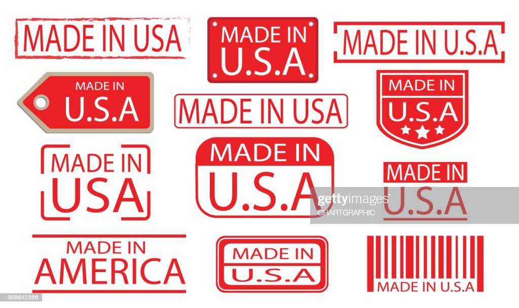 made in america set 01
