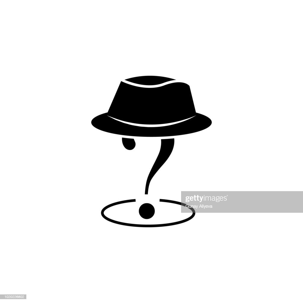 mafia game icon. Elements of board games icon. Premium quality graphic design. Signs and symbol collection icon for websites, web design, mobile app, info graphics