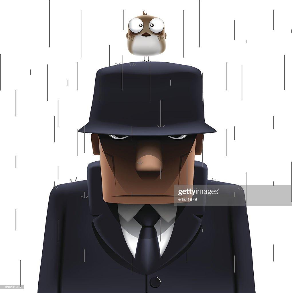 Mafia : stock illustration