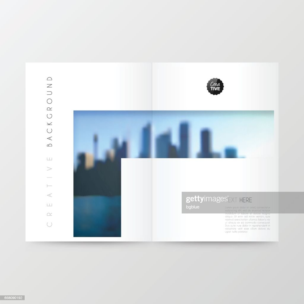 Magazine template layout brochure cover design business annual magazine template layout brochure cover design business annual report flyer vector friedricerecipe Choice Image