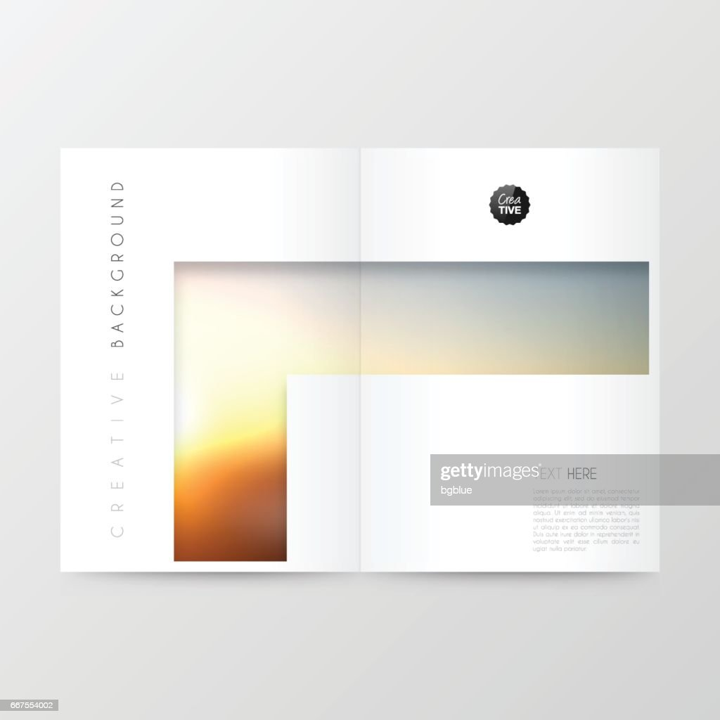 Magazine template layout brochure cover design business annual magazine template layout brochure cover design business annual report flyer vector accmission Choice Image