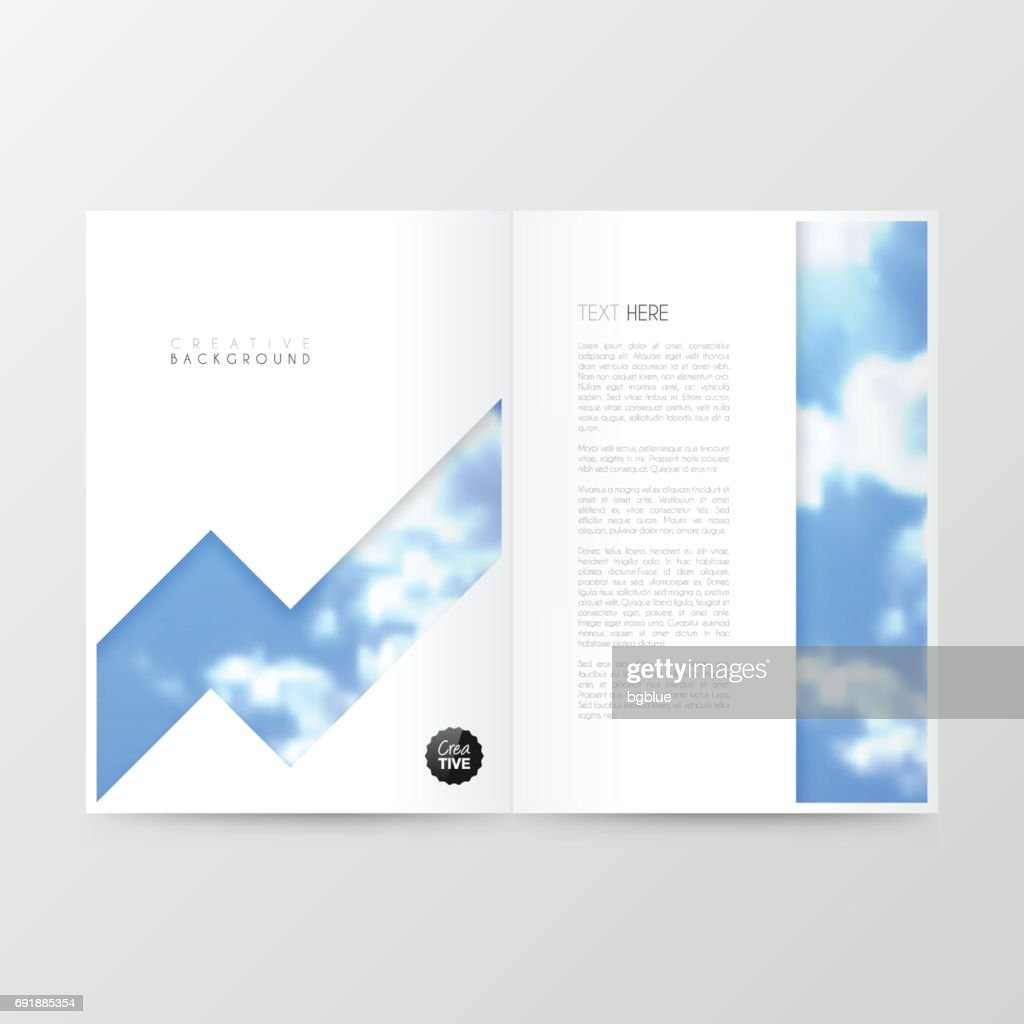 Magazine template layout brochure cover design business annual magazine template layout brochure cover design business annual report flyer accmission Gallery