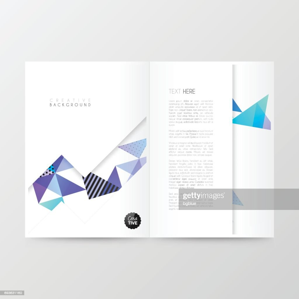 Magazine template layout brochure cover design business annual magazine template layout brochure cover design business annual report flyer vector accmission Image collections