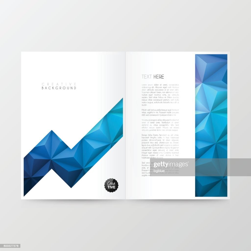 Magazine template layout brochure cover design business annual magazine template layout brochure cover design business annual report flyer vector friedricerecipe Images