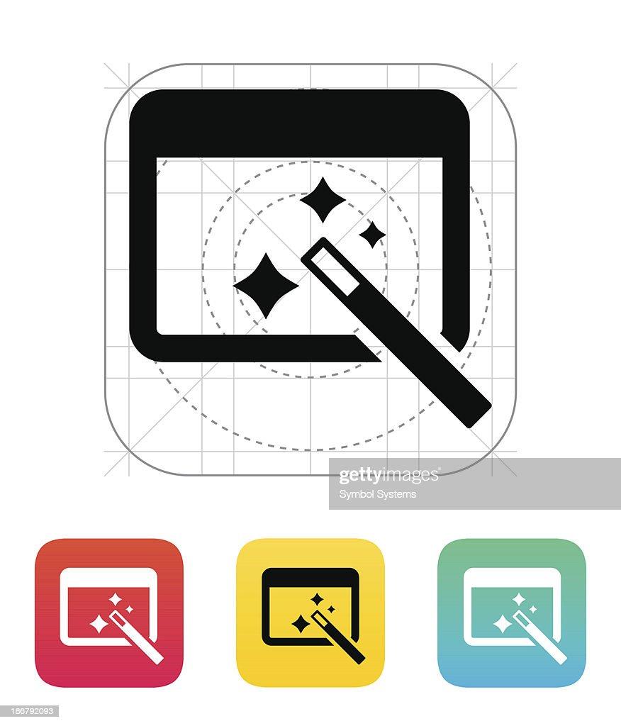 Magic application icon.
