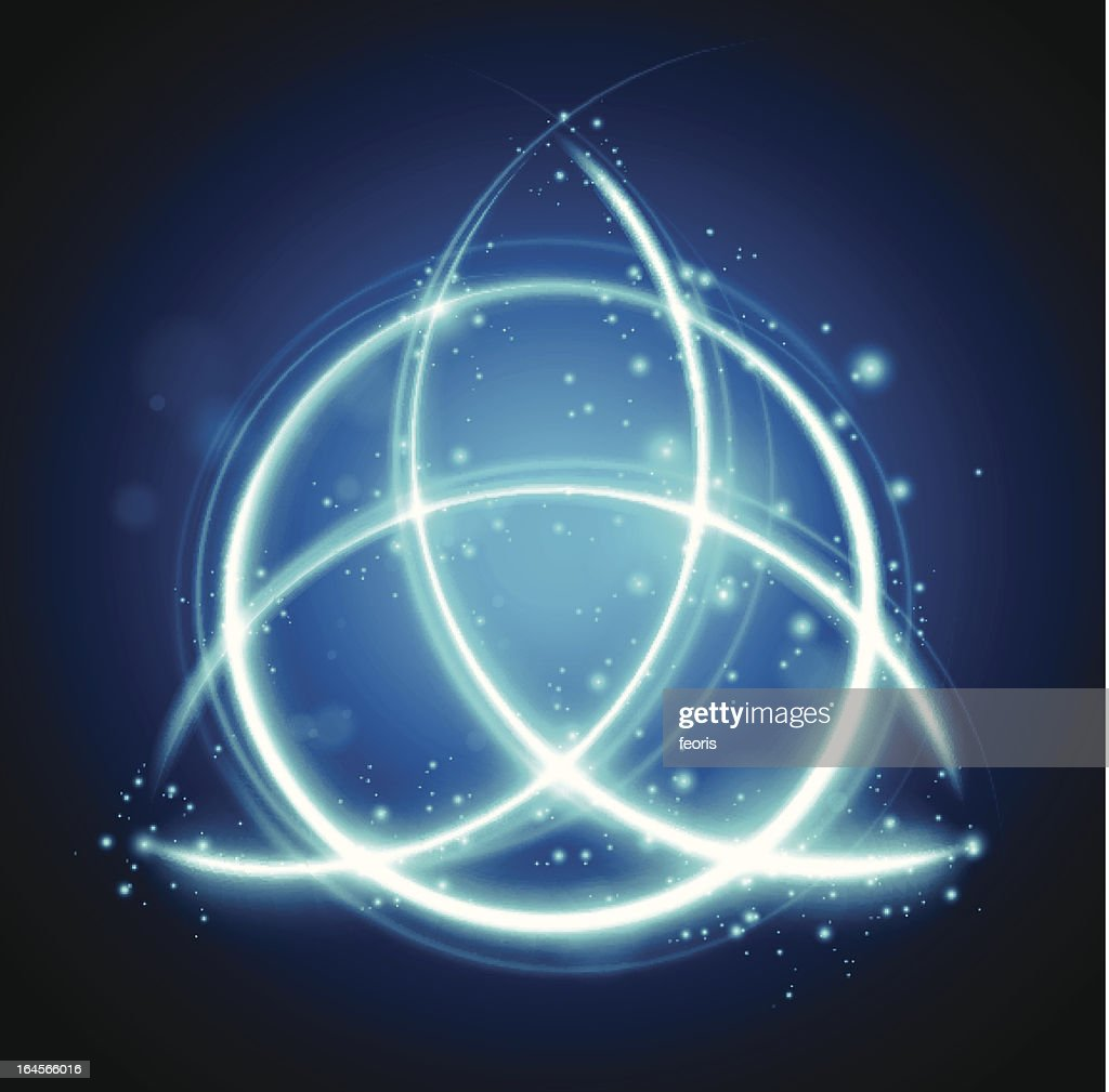 Magic Background Symbol