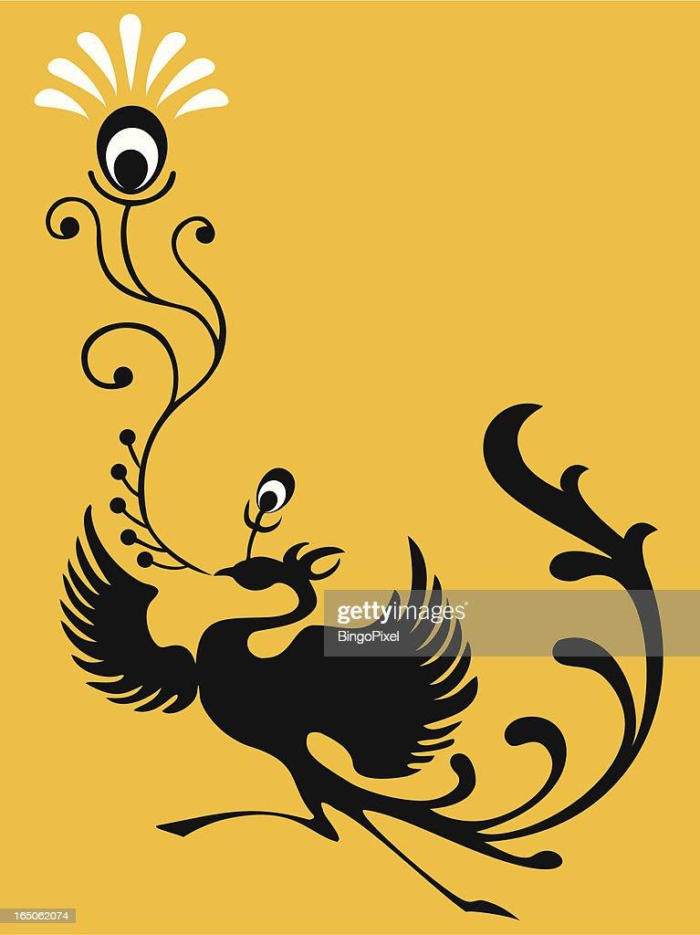 Magic Bird & Feather