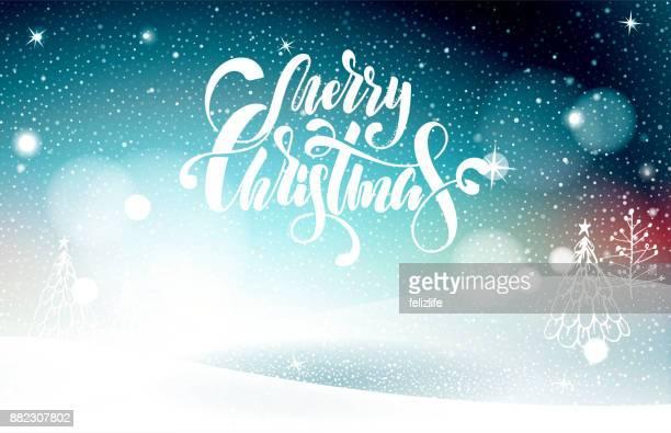 magic christmas postcard design - multiple exposure stock illustrations, clip art, cartoons, & icons
