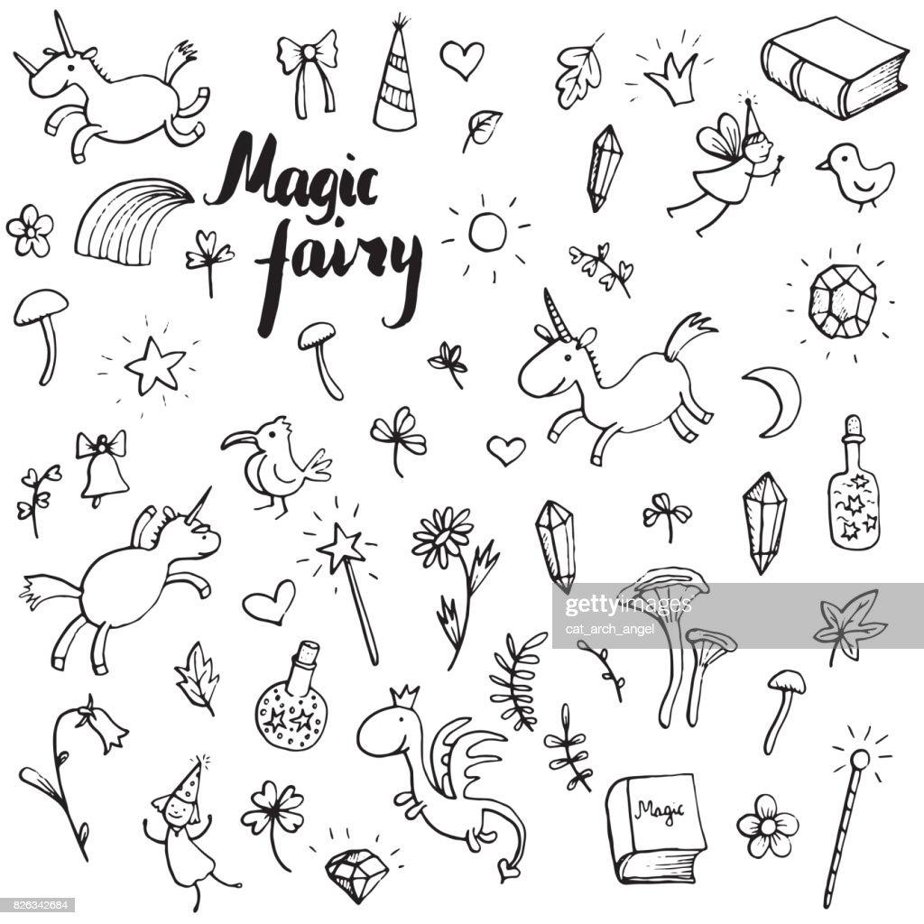 magic doodle set