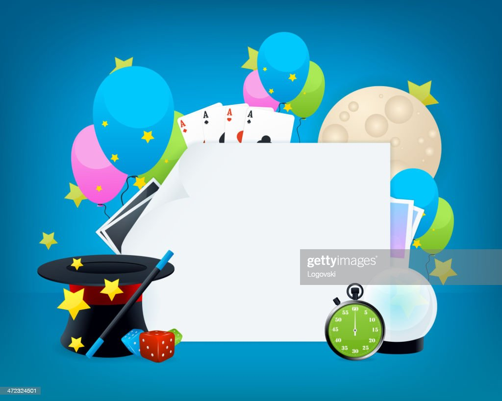 Magic Frame Vector Art | Getty Images