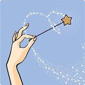 Magic star dust