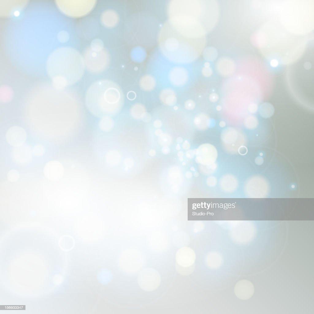 Magische Lichter Hintergrund : Stock-Illustration