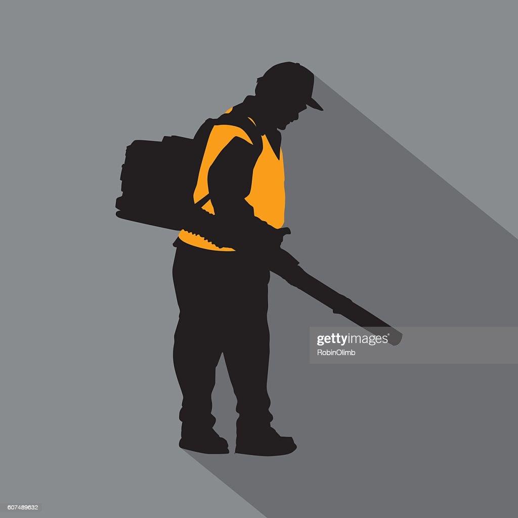 Maintenance Man Icon