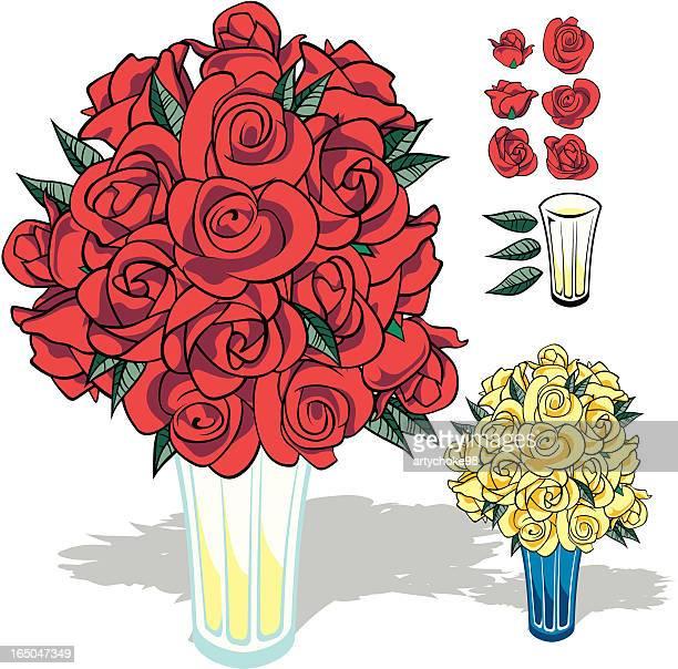 Machen Sie Ihre eigenen Bouquet