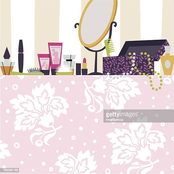 Make-Up and Cosmetics.