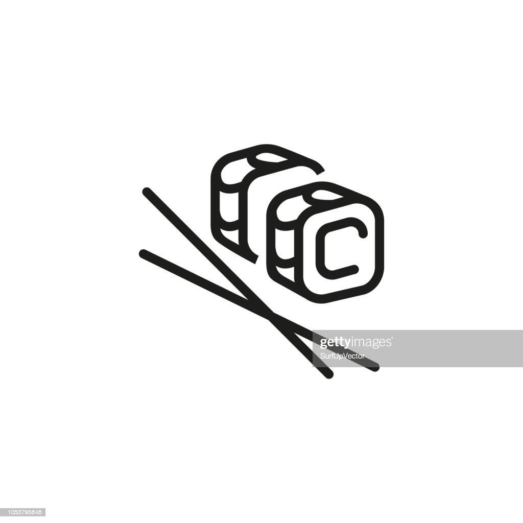 Maki line icon