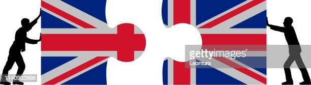 illustrations, cliparts, dessins animés et icônes de faire une nouvelle-bretagne - drapeau anglais