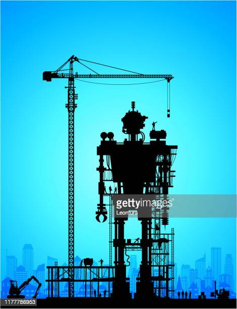 making an evil robot for world domination - foundation make up stock illustrations