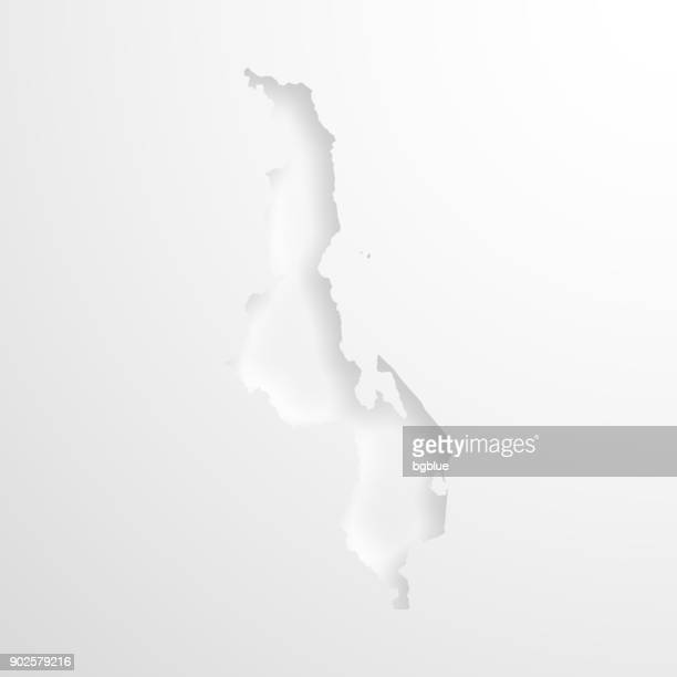 Malawi Stock Illustrations And Cartoons Getty Images - Malawi blank map