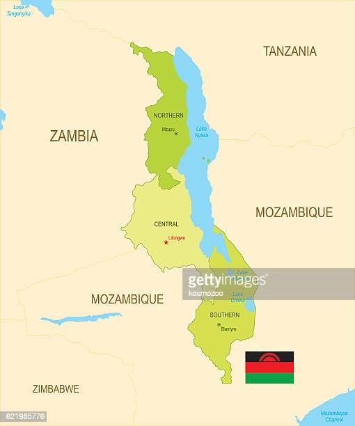 malawi - mozambique stock illustrations, clip art, cartoons, & icons
