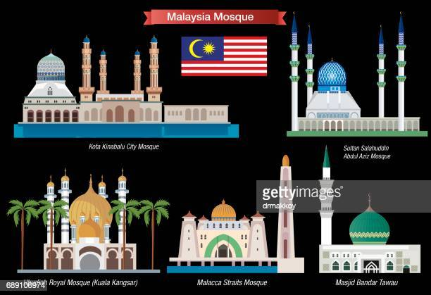 Malaysia Mosque