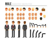 male character constructor