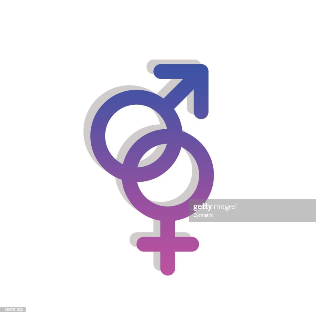 Male Female Symbol Vector Art Getty Images