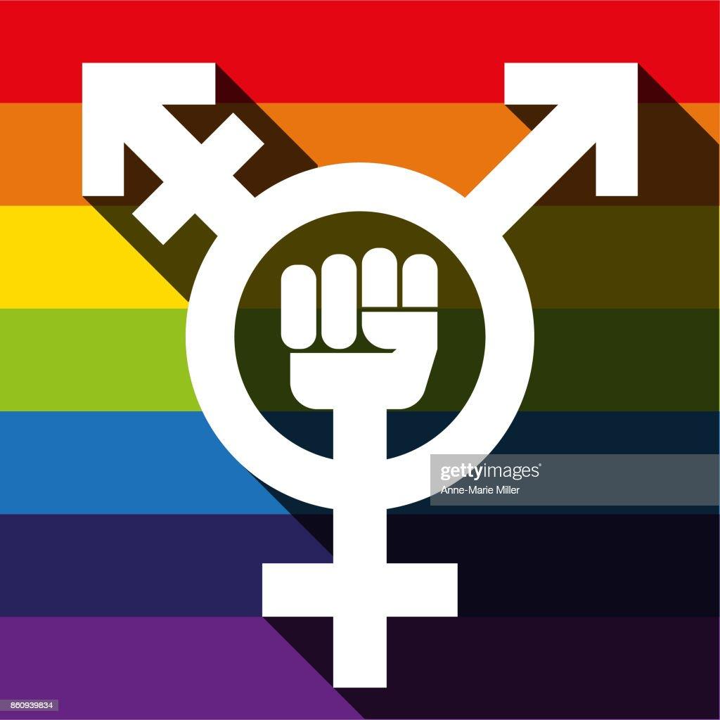 Male female trans power