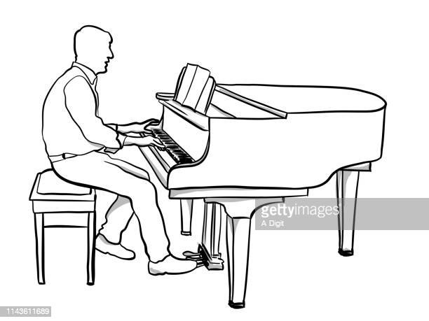 Male Pianist