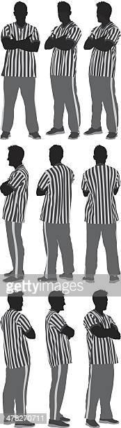 Male referee