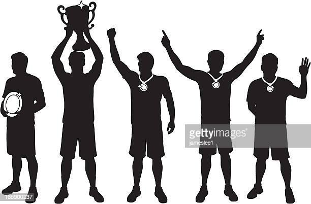 Male Sports Winners