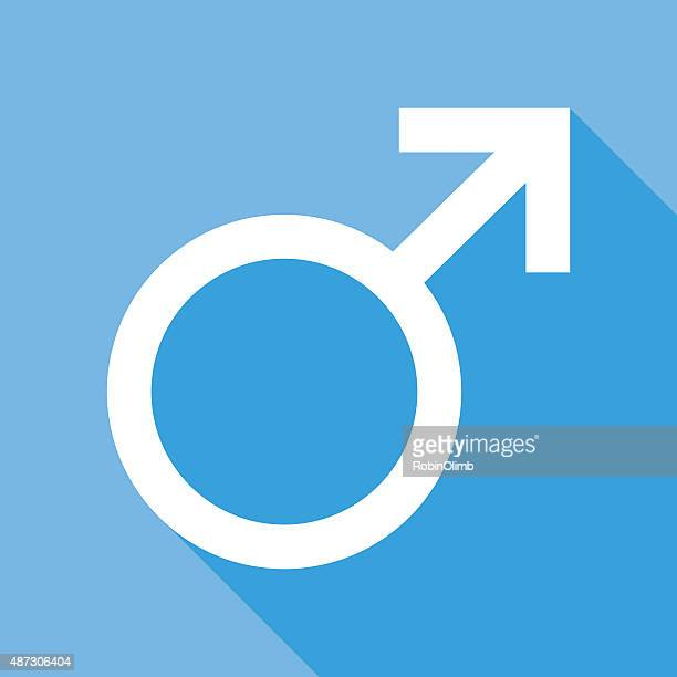 Male Symbol Vector Art And Graphics Getty Images