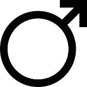 Male Vector Icon
