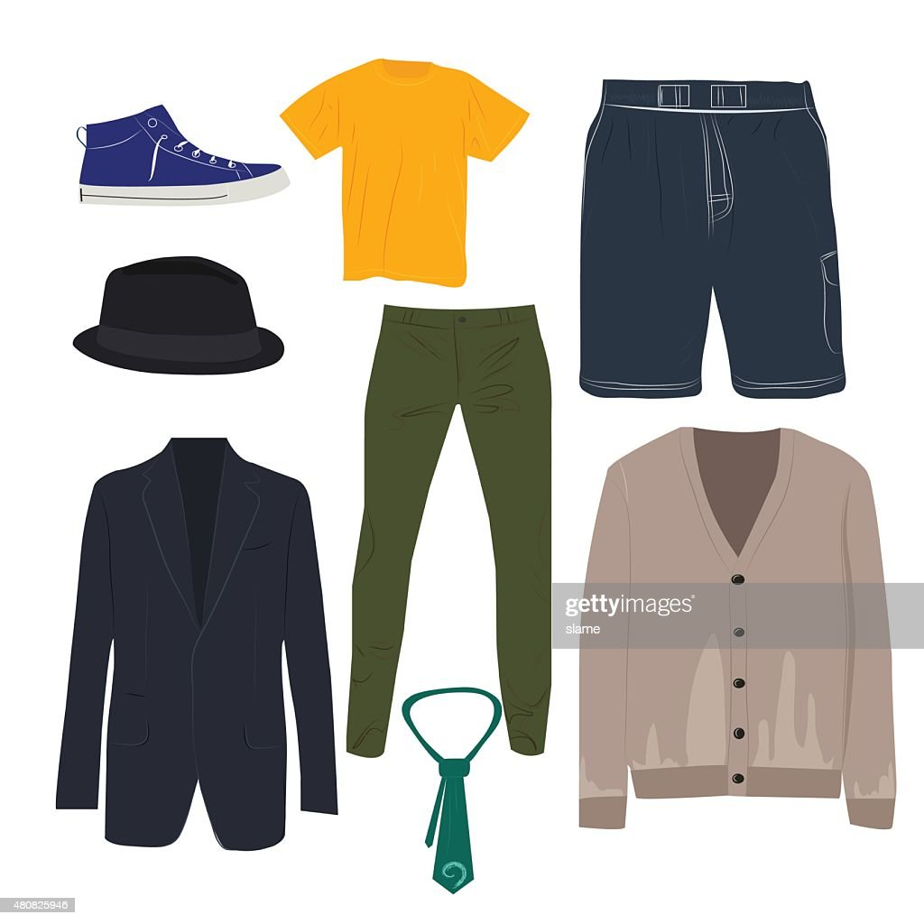 Man clothing set
