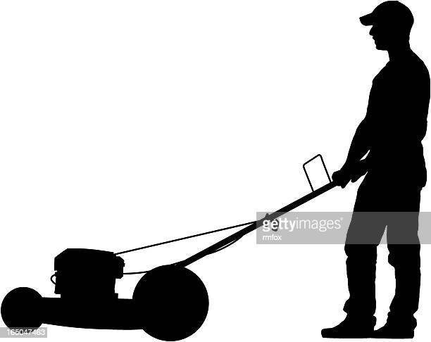 Lawn mower stock illustrations and cartoons getty images for Lawn care vector