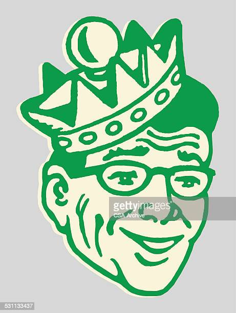 Man in Crown