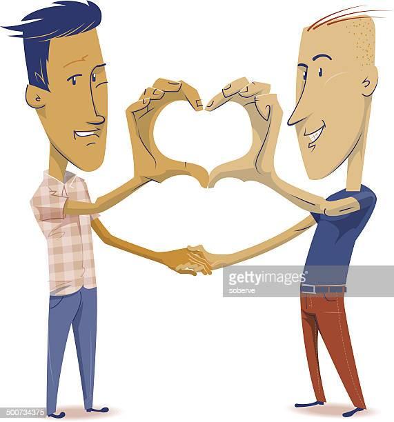 ilustrações de stock, clip art, desenhos animados e ícones de homem amor - casais de lesbicas