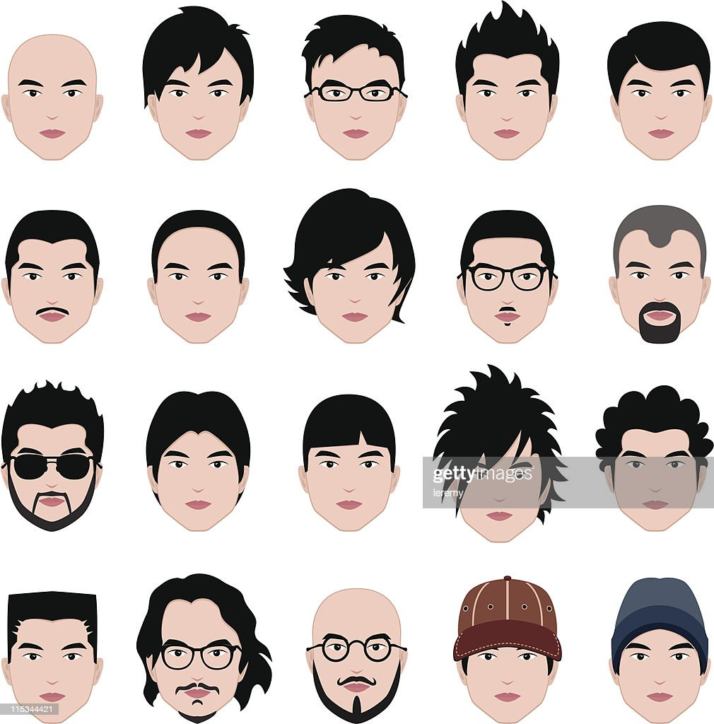 Man Male Human Face Head Hair Hairstyle Mustache Bald People