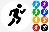 Man Running Icon